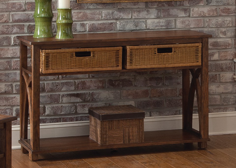 Liberty Furniture - Sofa Table - 335-OT1030