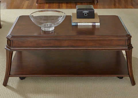 Liberty Furniture - Cocktail Table - 363-OT1010