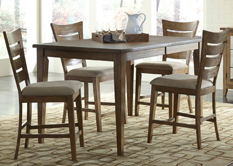 Liberty Furniture - Gathering Dining Table - 376-GT3682