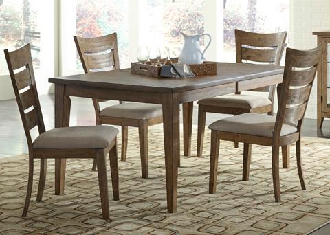 Liberty Furniture - Rectangular Leg Dining Table - 376-T3882