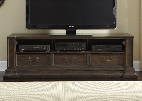 Liberty Furniture - Entertainment TV Stand - 419-TV00