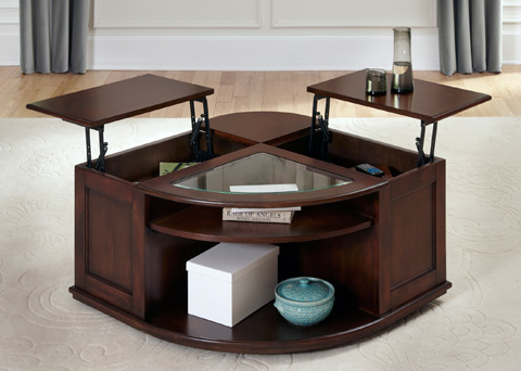 Liberty Furniture - Cocktail Table - 424-OT1010
