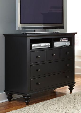 Liberty Furniture - Media Chest - 441-BR45