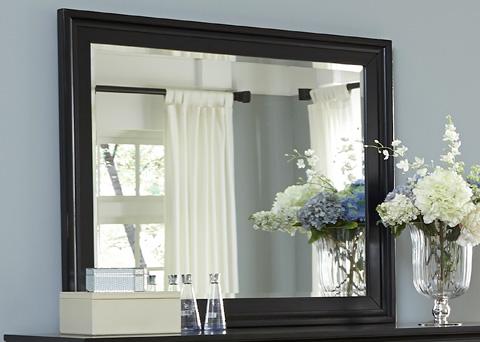 Liberty Furniture - Landscape Mirror - 441-BR51