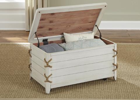 Liberty Furniture - Storage Trunk - 469-OT1012