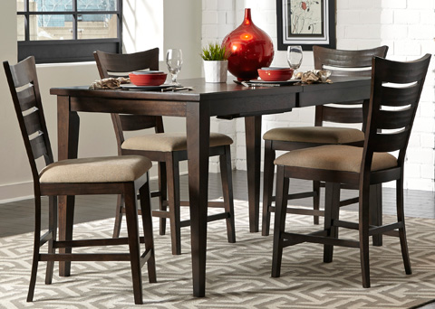 Liberty Furniture - Gathering Dining Table - 476-GT3682