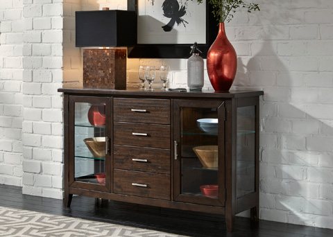 Liberty Furniture - Server - 476-SR6036