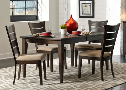 Liberty Furniture - Rectangular Leg Dining Table - 476-T3882