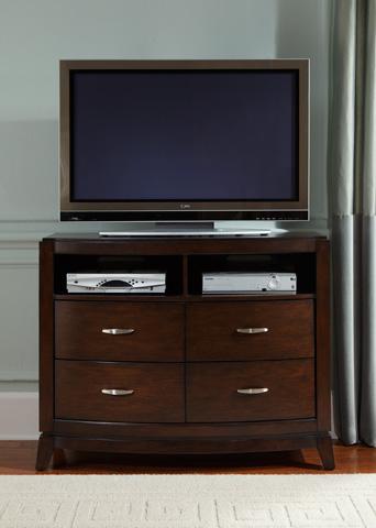 Liberty Furniture - Media Chest - 505-BR45