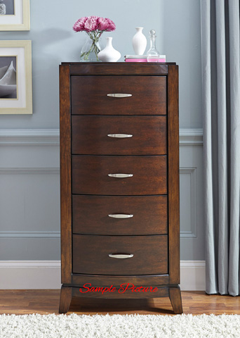 Liberty Furniture - Lingerie Chest - 505-BR46