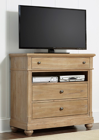 Liberty Furniture - Media Chest - 531-BR45