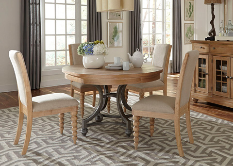 Liberty Furniture - Round Dining Table - 531-T4254