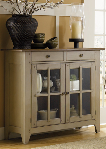 Liberty Furniture - Server - 541-SR5043