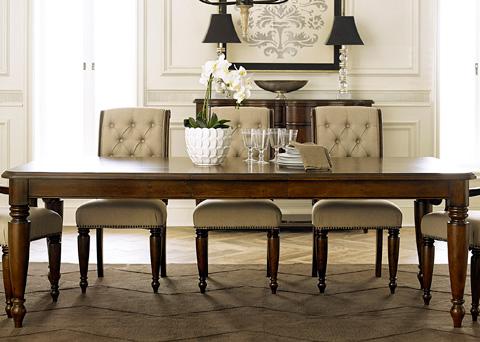 Liberty Furniture - Rectangular Leg Dining Table - 545-T4290