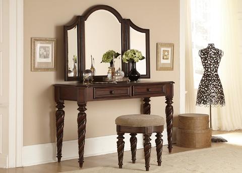 Liberty Furniture - Vanity - 575-BR35