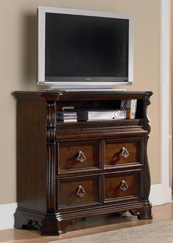 Liberty Furniture - Media Chest - 575-BR45