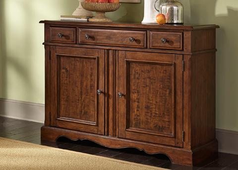 Liberty Furniture - Server - 606-SB5238