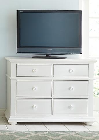 Liberty Furniture - Media Chest - 607-BR45