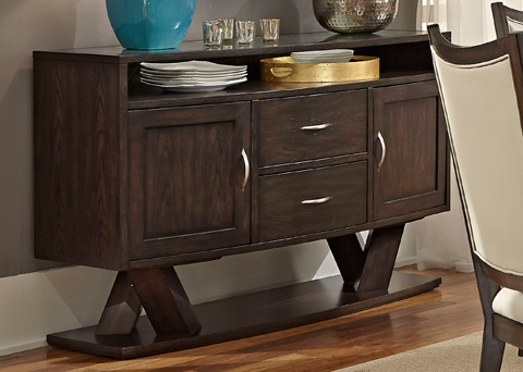 Liberty Furniture - Server - 623-SR5636
