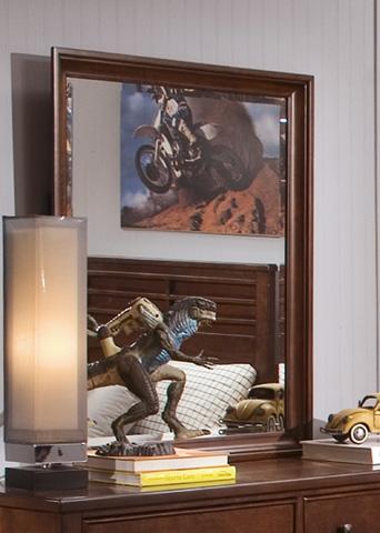 Liberty Furniture - Mirror - 628-BR50