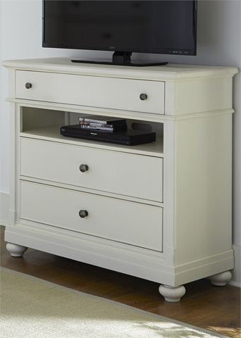 Liberty Furniture - Media Chest - 631-BR45