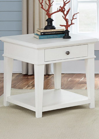 Liberty Furniture - End Table - 631-OT1020