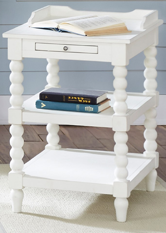 Liberty Furniture - Chairside Table - 631-OT1021
