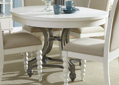 Liberty Furniture - Round Dining Table - 631-T4254
