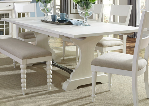 Liberty Furniture - Trestle Dining Table - 631-T4294
