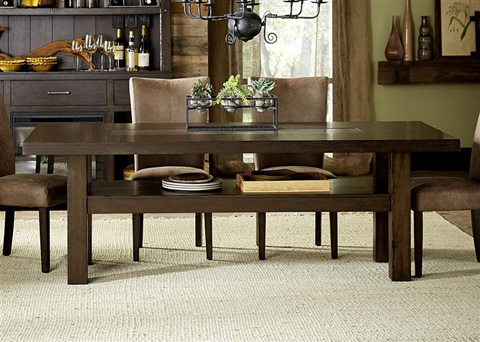 Liberty Furniture - Trestle Dining Table - 639-T4288