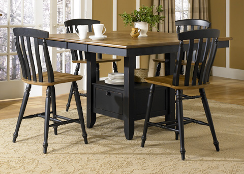 Liberty Furniture - Gathering Table - 641-GT5454