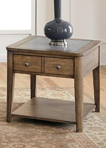Liberty Furniture - End Table - 645-OT1020