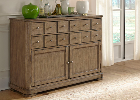 Liberty Furniture - Server - 645-SR5238