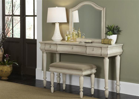 Liberty Furniture - Vanity - 689-BR35