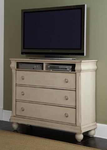 Liberty Furniture - Media Chest - 689-BR45