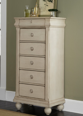 Liberty Furniture - Lingerie Chest - 689-BR46