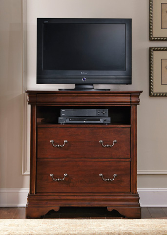 Liberty Furniture - Media Chest - 709-BR45