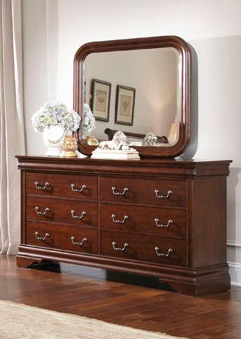 Liberty Furniture - Mirror - 709-BR51