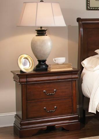 Liberty Furniture - Nightstand - 709-BR61