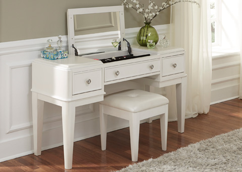 Liberty Furniture - Vanity - 710-BR35