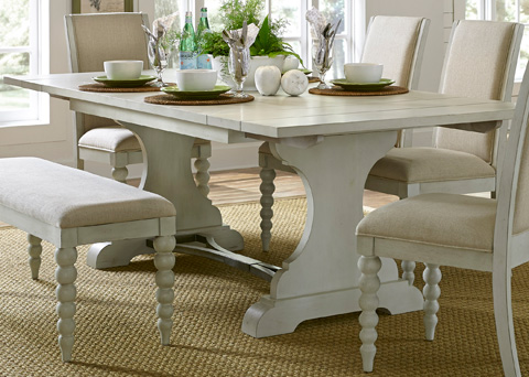 Liberty Furniture - Trestle Dining Table - 731-T4294