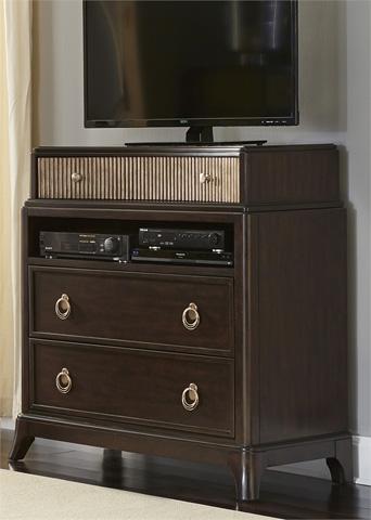 Liberty Furniture - Media Chest - 736-BR45