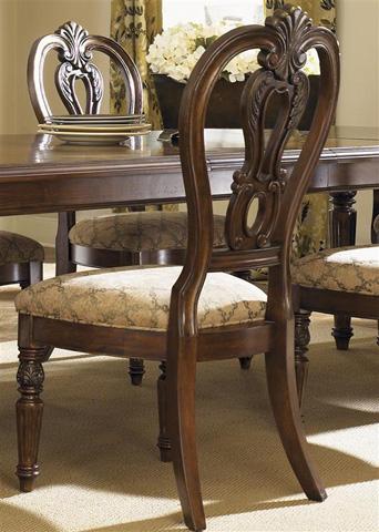 Image of Splat Back Side Chair