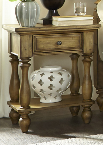 Liberty Furniture - Chair Side Nightstand - 797-BR62