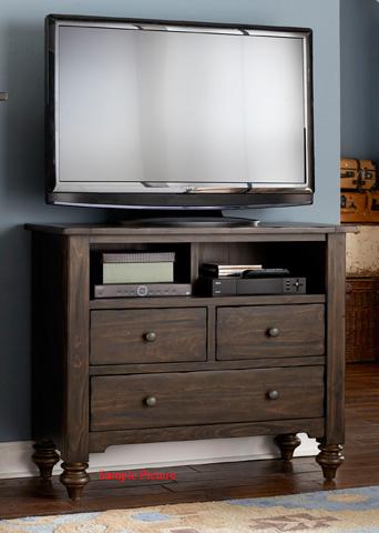 Liberty Furniture - Media Chest - 818-BR45