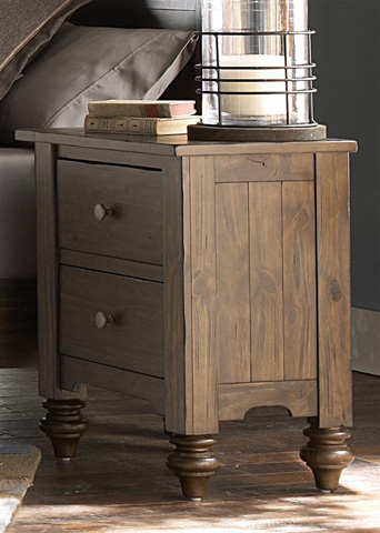 Liberty Furniture - Nightstand - 818-BR61