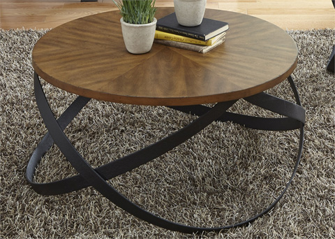 Liberty Furniture - Cocktail Table - 81-OT1010