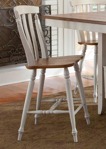 Liberty Furniture - Slat Back Counter Chair - 841-B150024