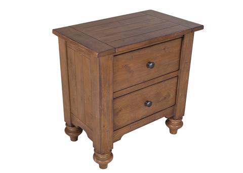 Liberty Furniture - Nightstand - 918-BR61