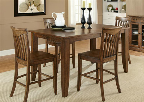Liberty Furniture - Gathering Dining Table - 92-GT4080